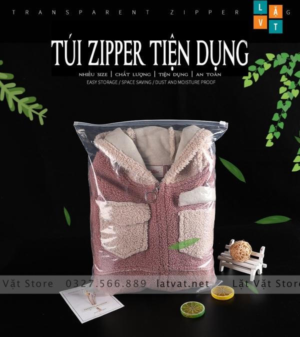 túi Zipper đẹp và chắc chắn 1